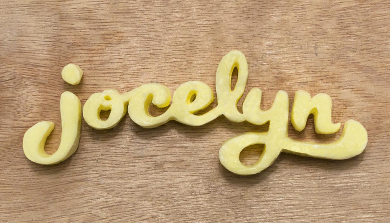 Jocelyn Wong Butter Logo