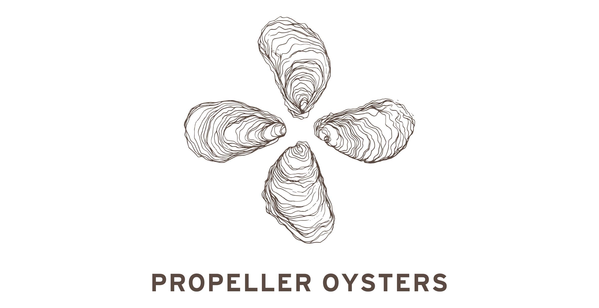 Propeller Oysters Logo